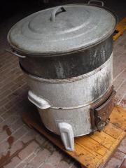Waschkessel Schlachtkessel Wurstkessel
