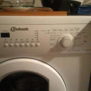 Waschmaschine Bauknecht 24