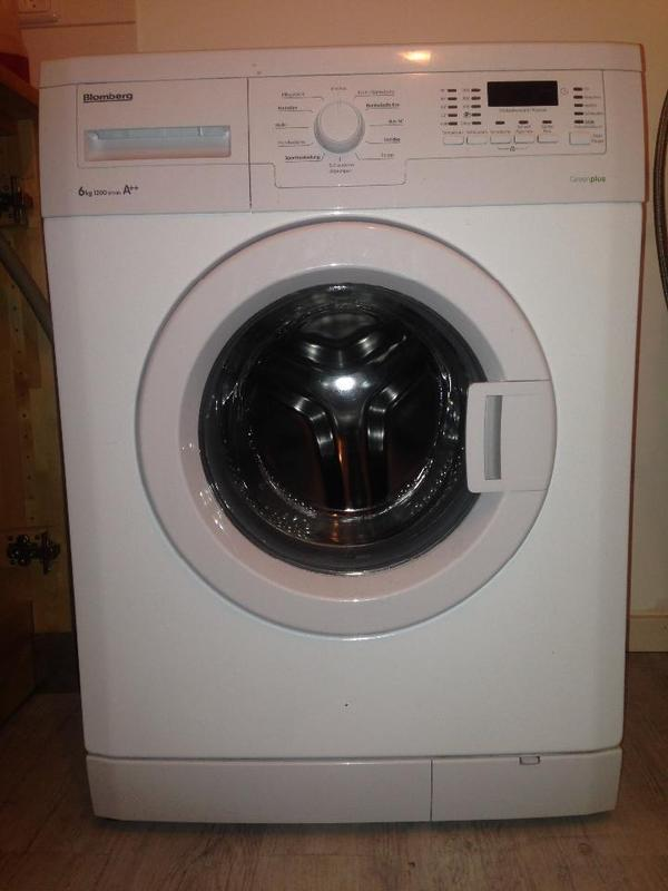 Waschmaschine blomberg im tausch oder zu verkaufen in for Blomberg waschmaschinen