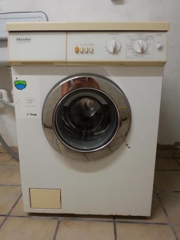 waschmaschine miele mit starkstromanschluss in schaafheim waschmaschinen kaufen und verkaufen. Black Bedroom Furniture Sets. Home Design Ideas