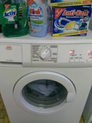 waschmaschine mit viel