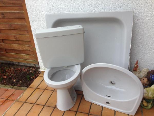 waschbecken wc neu und gebraucht kaufen bei. Black Bedroom Furniture Sets. Home Design Ideas