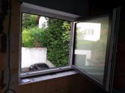 wegen Falschaufmaß Fenster