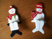 Weihnachten, Kantenhocker, 2