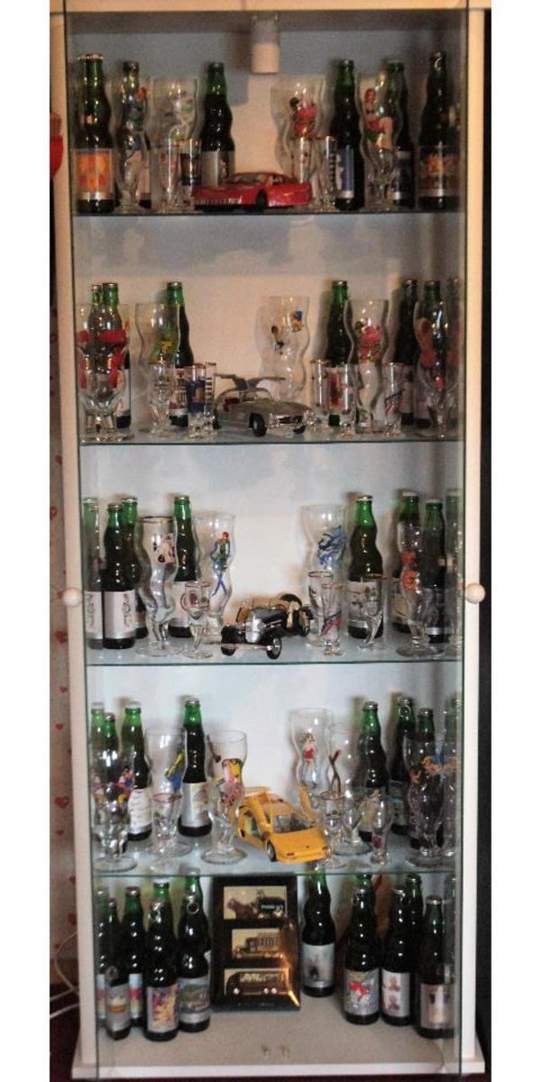 flaschen sammlung kaufen gebraucht und g nstig. Black Bedroom Furniture Sets. Home Design Ideas