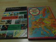 Weltreise Europareise Lernspiele