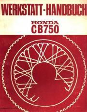 Werkstatthandbuch Honda CB