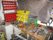 Werkzeug Flohmarkt
