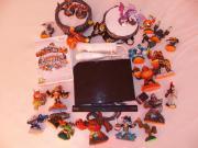 Wii-Konsole + Spiele