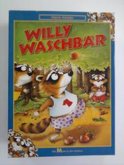 Willy Waschbär Willy Waschbär, ein turbulentes Gerangel für fingerfertige Waschbären, Goldsieber Spieleverlag, ab 6 Jahre, für 2-4 Spieler, Zustand wie neu, nur ... 4,- D-72669Unterensingen Heute, 07:02 Uhr, Unterensingen - Willy Waschbär Willy Waschbär, ein turbulentes Gerangel für fingerfertige Waschbären, Goldsieber Spieleverlag, ab 6 Jahre, für 2-4 Spieler, Zustand wie neu, nur