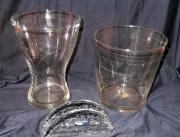 Windlicht/Vase/Serviettenhalter
