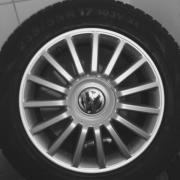 Winterreifen VW pheiton