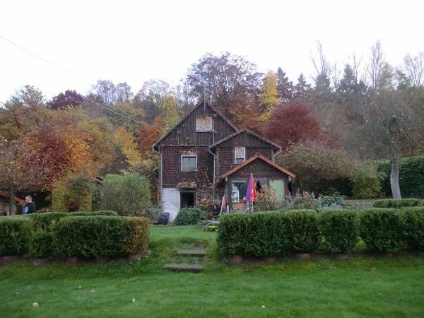 wochenendhaus ferienhaus forsthaus jagdh tte in zierenberg schreberg rten. Black Bedroom Furniture Sets. Home Design Ideas