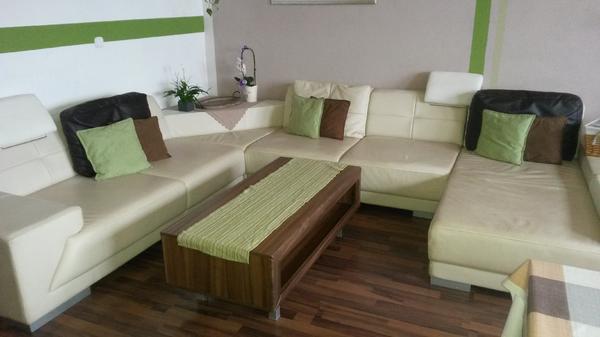 gro e wohnlandschaft neu und gebraucht kaufen bei. Black Bedroom Furniture Sets. Home Design Ideas