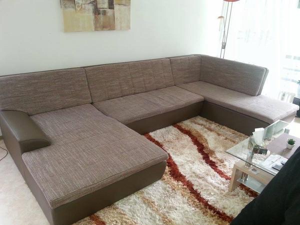 Wohnlandschaft in gauting polster sessel couch kaufen for Wohnlandschaft quoka