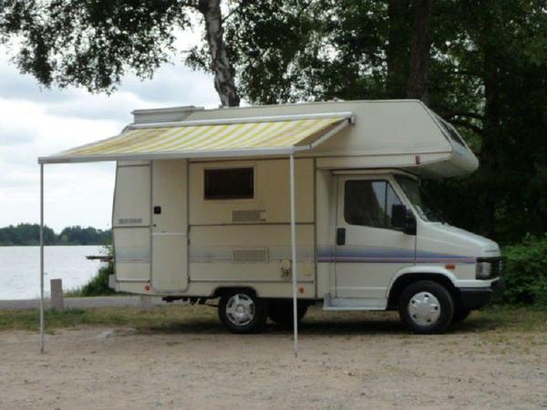 Neu Wohnmobil Neu Und Gebraucht Kaufen Bei