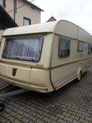Wohnwagen Tabbert 515