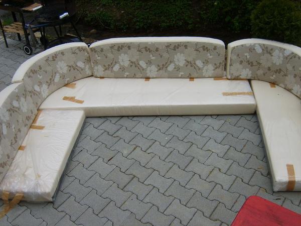 wohnwagenpolster neu in m nsheim wohnmobil wagen vermietung gewerblich kaufen und verkaufen. Black Bedroom Furniture Sets. Home Design Ideas