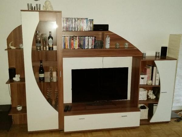 m bel wohnwand neu und gebraucht kaufen bei. Black Bedroom Furniture Sets. Home Design Ideas
