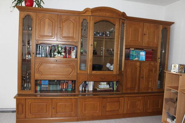 wohnwand breit neu und gebraucht kaufen bei. Black Bedroom Furniture Sets. Home Design Ideas
