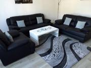 Wohnzimmer - Couch - Sitzgruppe
