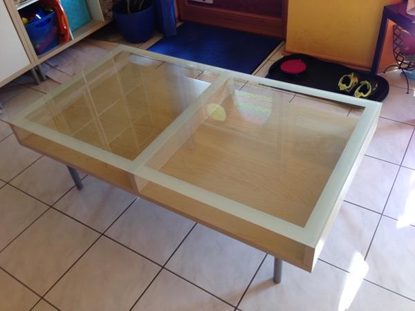 holztisch neu und gebraucht kaufen bei. Black Bedroom Furniture Sets. Home Design Ideas