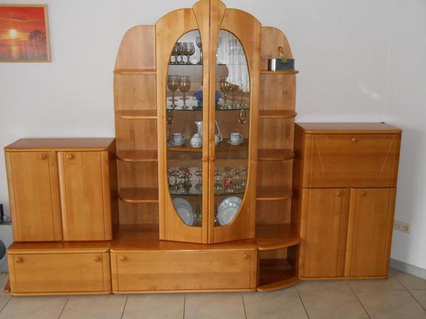 Glas vitrinen kleinanzeigen m bel wohnen for Schrankwand ohne fernsehteil