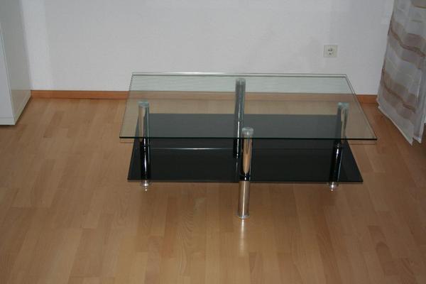 esstisch glastisch neu und gebraucht kaufen bei. Black Bedroom Furniture Sets. Home Design Ideas