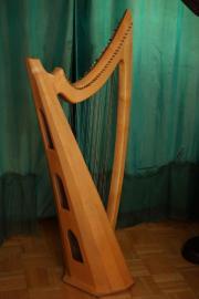 Wunderschöne Harfe/Ahorn