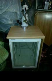 Zapfanlage mit Kühlschrank