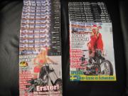 Zeitschriften Biker News,