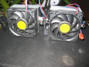 Zwei neue Kühlkörper