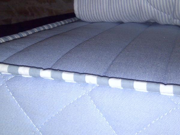 zwei sch ne neuwertige matratzen in heidelberg matratzen rost bettzeug kaufen und verkaufen. Black Bedroom Furniture Sets. Home Design Ideas