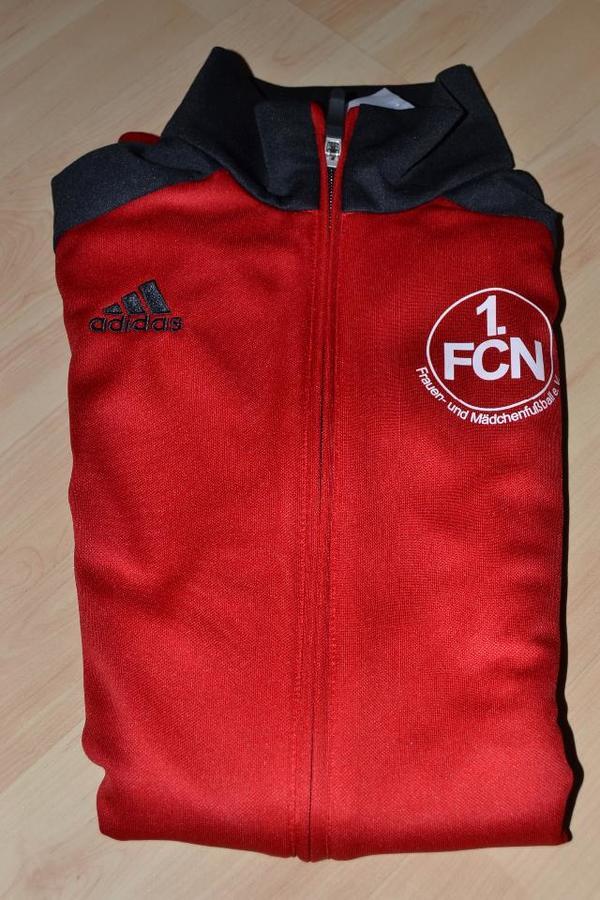 1. FC Nürnberg Verkaufe Trainingsanzug für Kinder 1. FCN