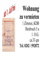 1 Z-Wohnung