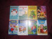 16 VHS Kassetten