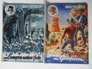 2 Billy Jenkins Western-Hefte Originale