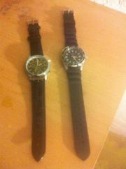 2 neue Uhren