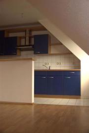 2 Raum Dachgeschosswohnung
