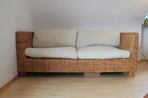 aussen sofa m belideen. Black Bedroom Furniture Sets. Home Design Ideas