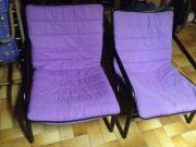 2 stabile Sitzmöbel