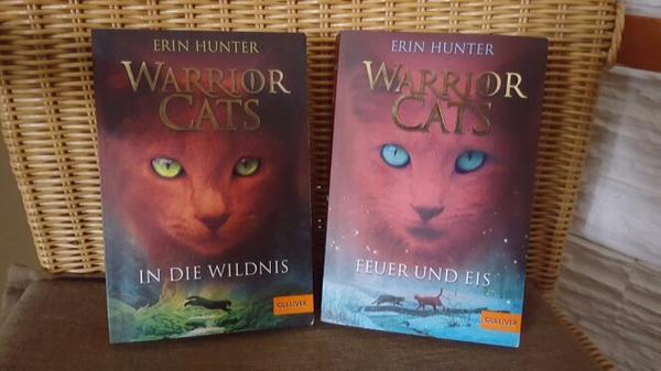 Staffel I, Band 2 – Feuer und Eis » Warrior Cats