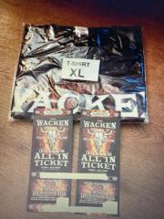 2x Wacken Ticket