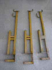 3 Stück verstellbare