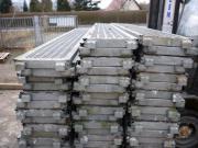 40 m² gebrauchtes Gerüst Layher