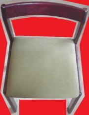 5 Stühle 60er 70er 80er