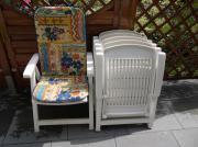6 Gartenstühle