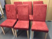 6 Polsterstühle Stühle