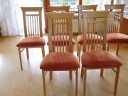6 Stühle, Holzstühle,
