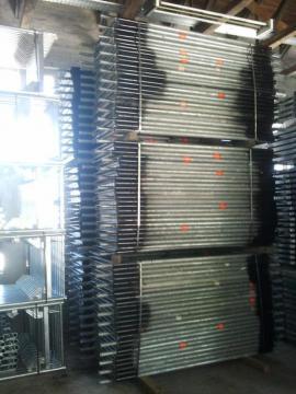Geräte, Maschinen - 70 m² Gebrauchtes Gerüst Layher